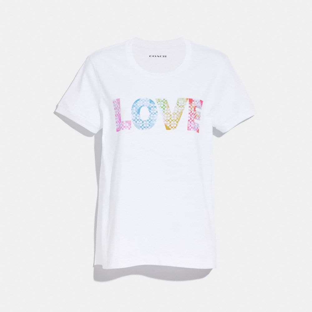 CAMISETA LOVE POR JASON NAYLOR