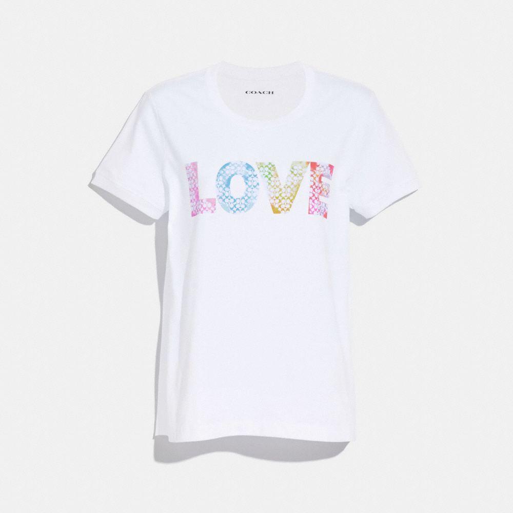 Coach Love by Jason Naylor T-Shirt