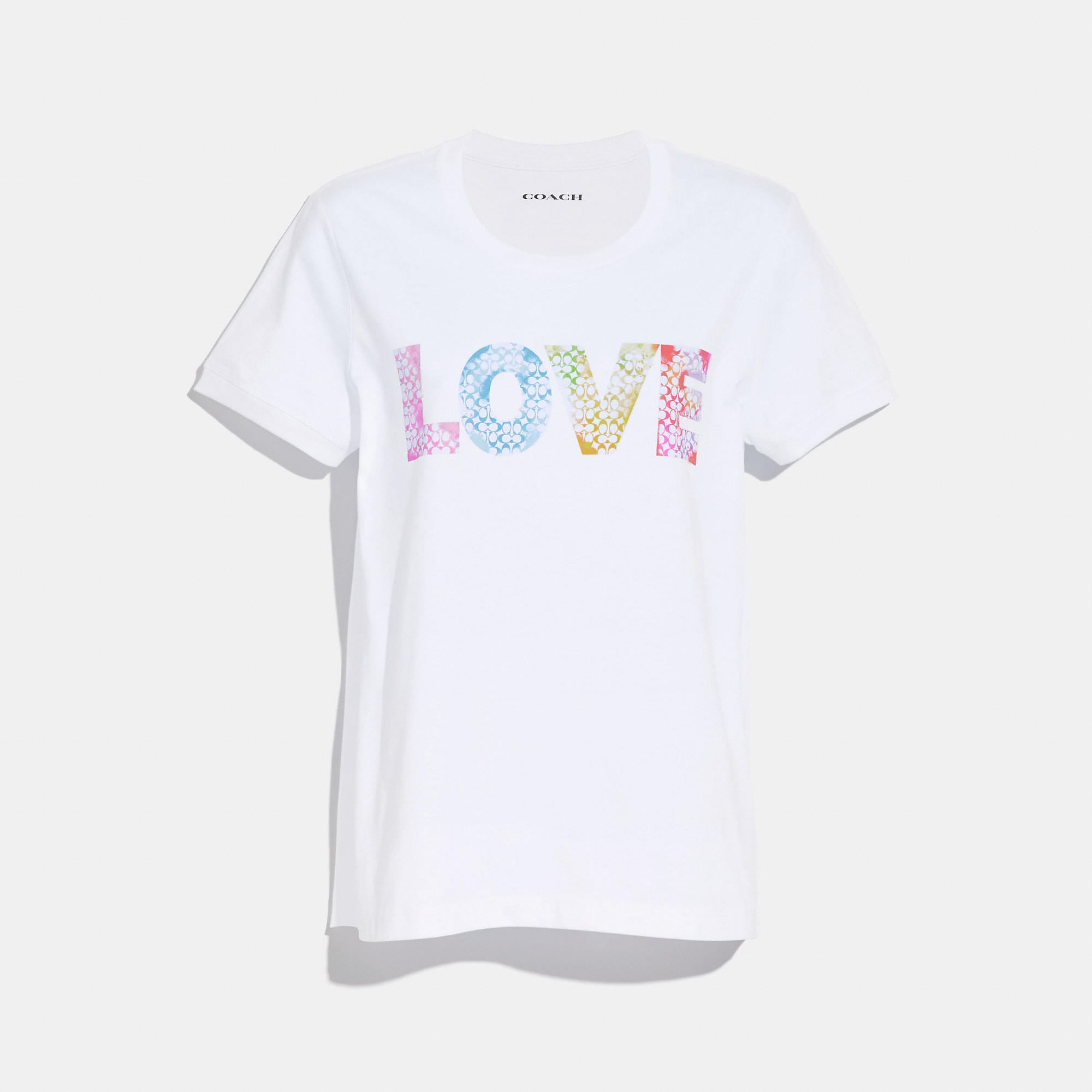 Our cotton tee features Jason Naylor s bright