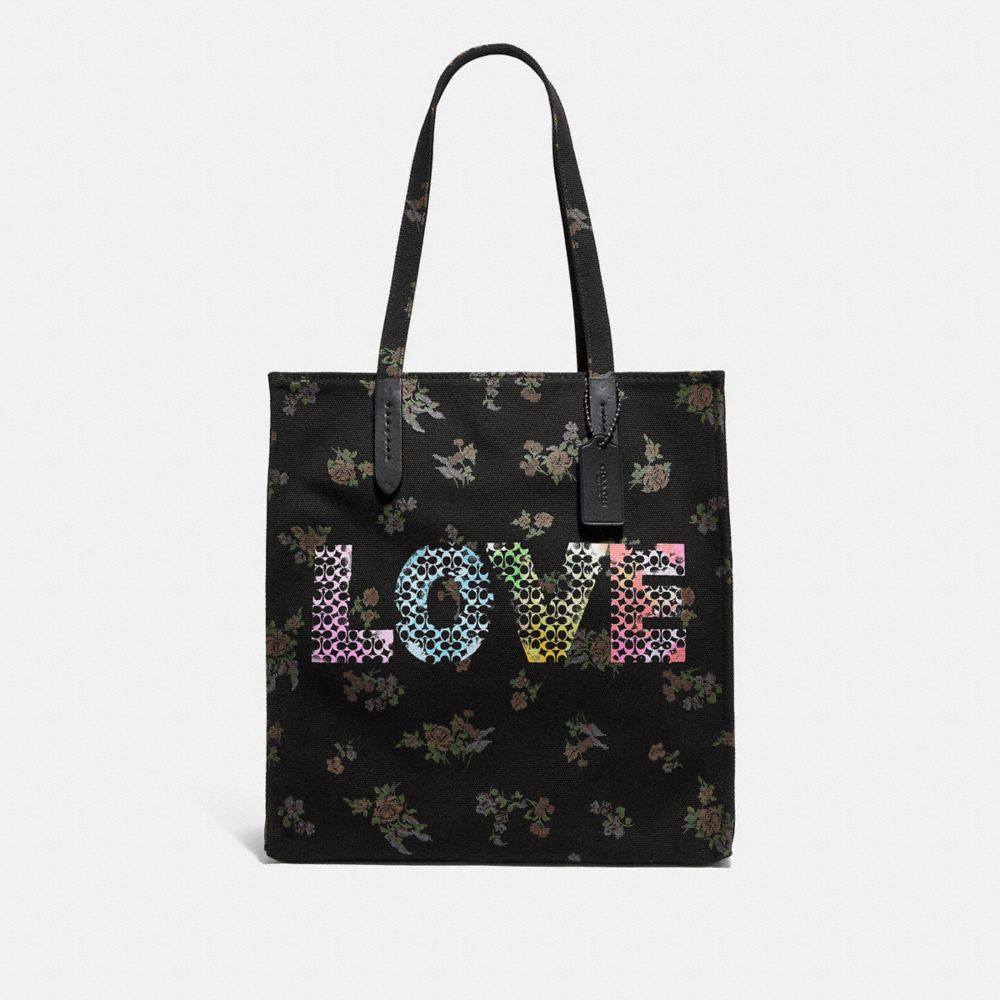 Coach Love by Jason Naylor Tote