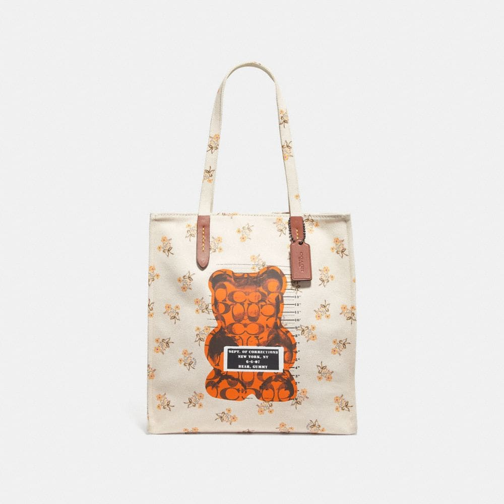 Coach Vandal Gummy Coach Edition Tote