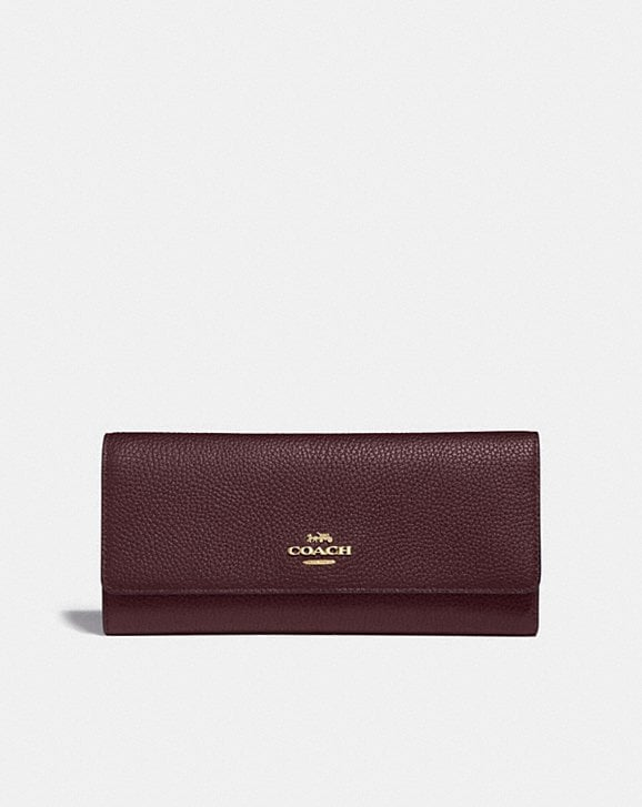 Coach SOFT TRIFOLD WALLET