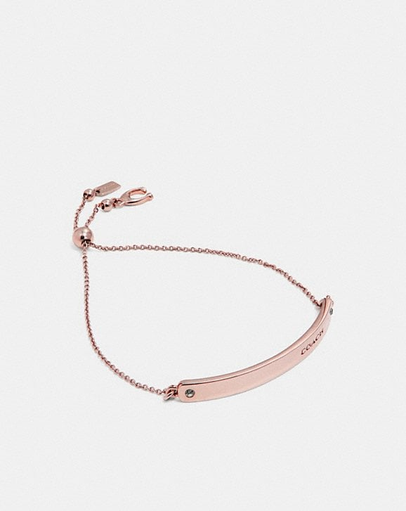 Coach BAR SLIDER BRACELET