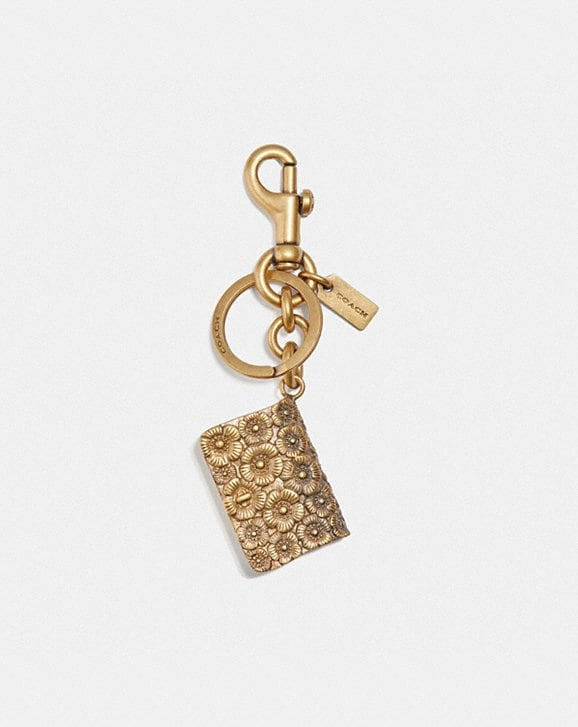Coach DINKY MIRROR BAG CHARM