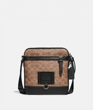 RIVINGTON CROSSBODY IN SIGNATURE CANVAS