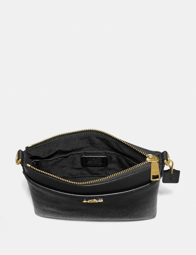 Coach Messenger Crossbody Black/Gold Gifts Featured Alternate View 1