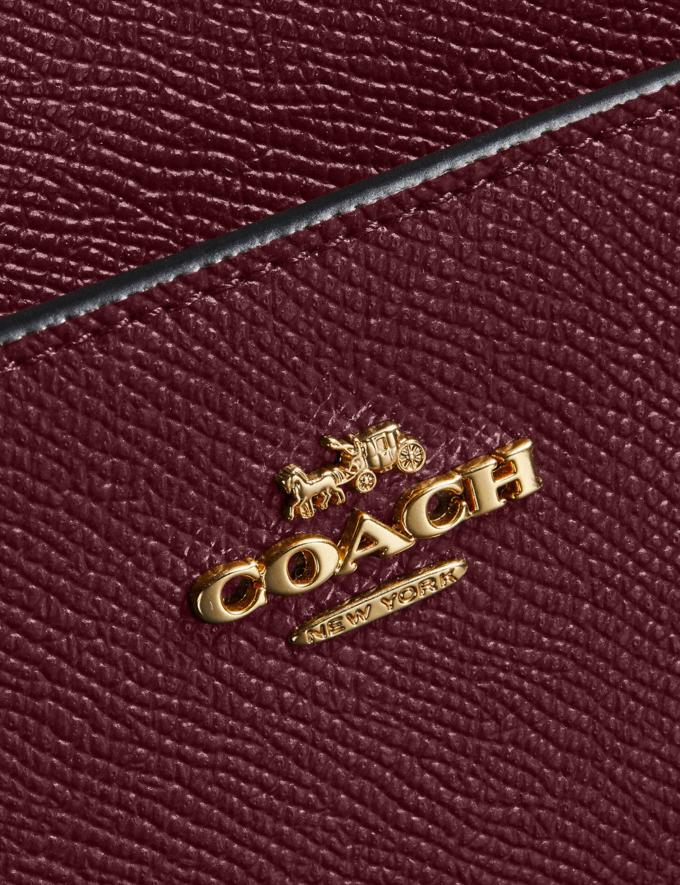 Coach Messenger Crossbody Vintage Mauve/Gold Gifts Featured Alternate View 4