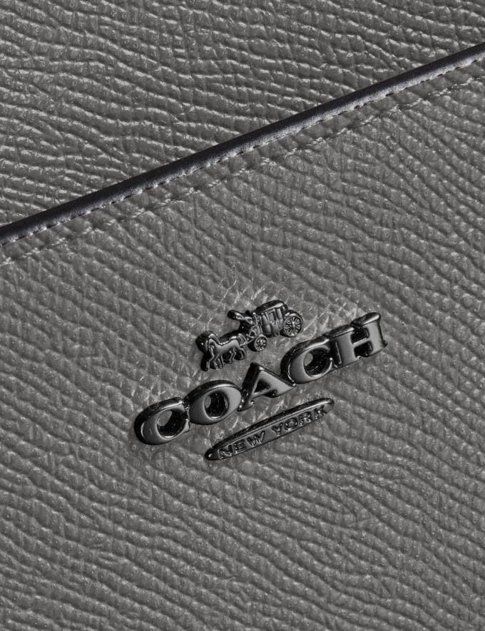 Coach Kitt Messenger Crossbody Gunmetal/Heather Grey SALE 30% off Select Full-Price Styles Women's Alternate View 3