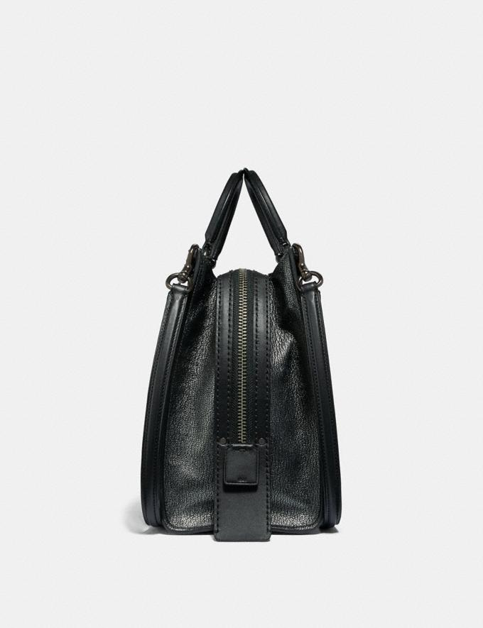 Coach Rogue Metallic Graphite/Pewter Women Collection Rogue Alternate View 1