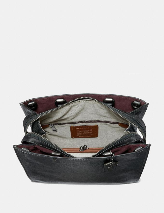 Coach Rogue Metallic Graphite/Pewter Women Collection Rogue Alternate View 2