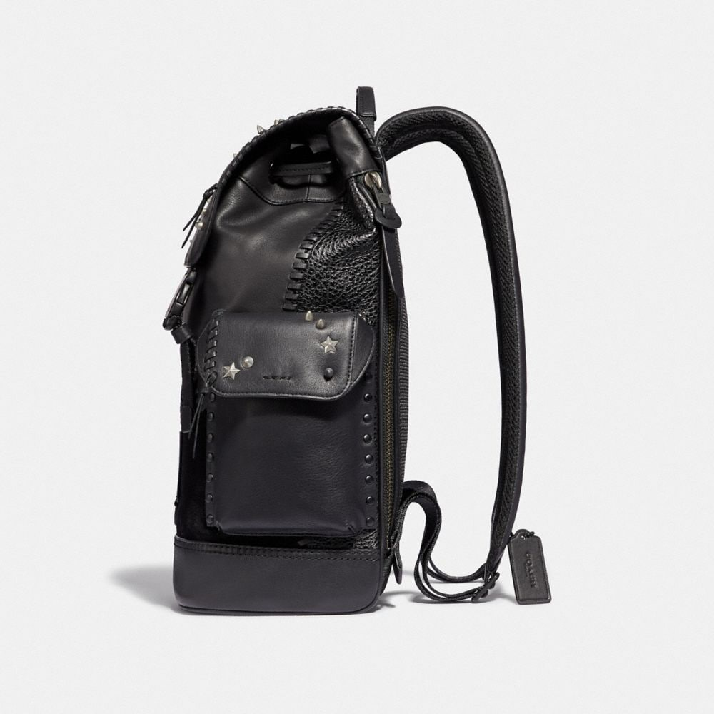 Coach Rivington Backpack With Rexy Alternate View 1