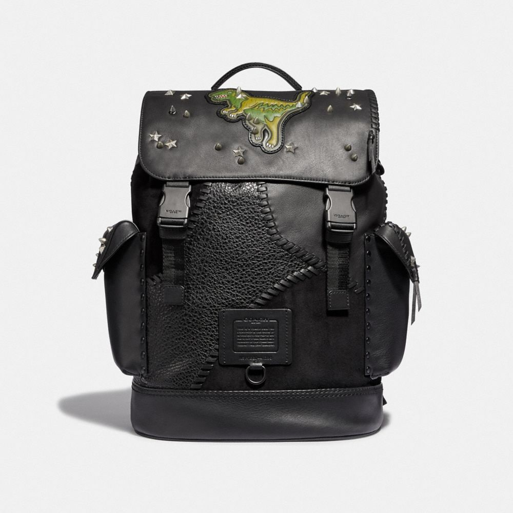 rivington backpack with rexy