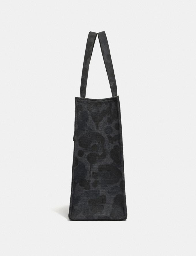 Coach Viper Room Tote 42 With Wild Beast Print Heather Grey Wild Beast/Black Copper New Men's New Arrivals View All Alternate View 1