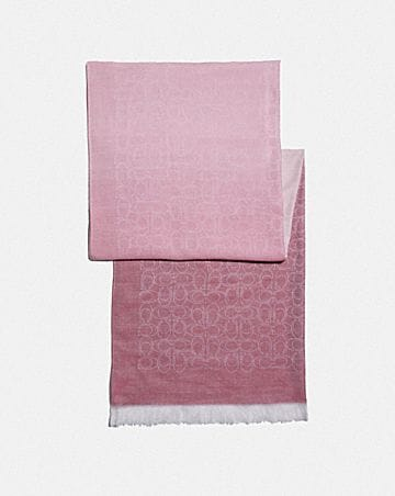 229a62cb1bfd8 Women's Scarves | COACH ®
