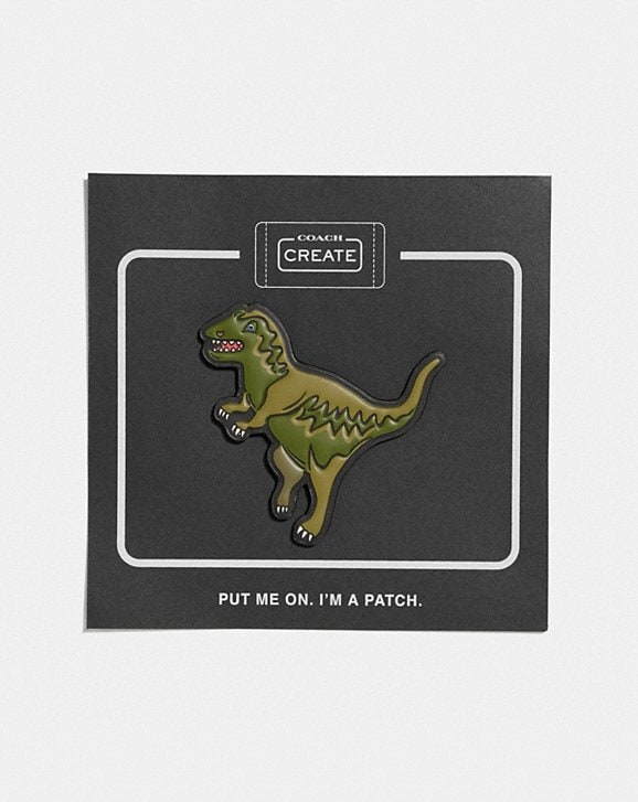 Coach REXY SHOE PATCH