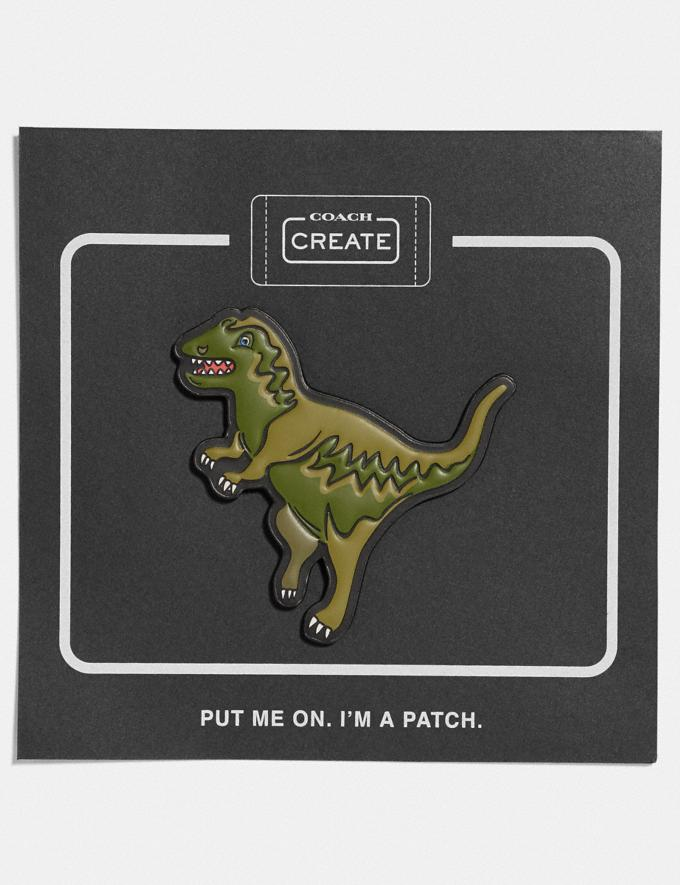 Coach Rexy Shoe Patch Light Green Customization For Her Customization SKUs