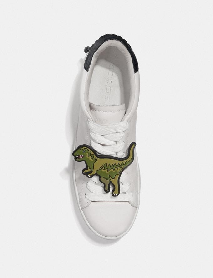 Coach Rexy Shoe Patch Light Green Customization For Her Customization SKUs Alternate View 1