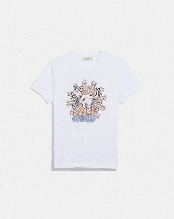 Coach REXY STAR T-SHIRT