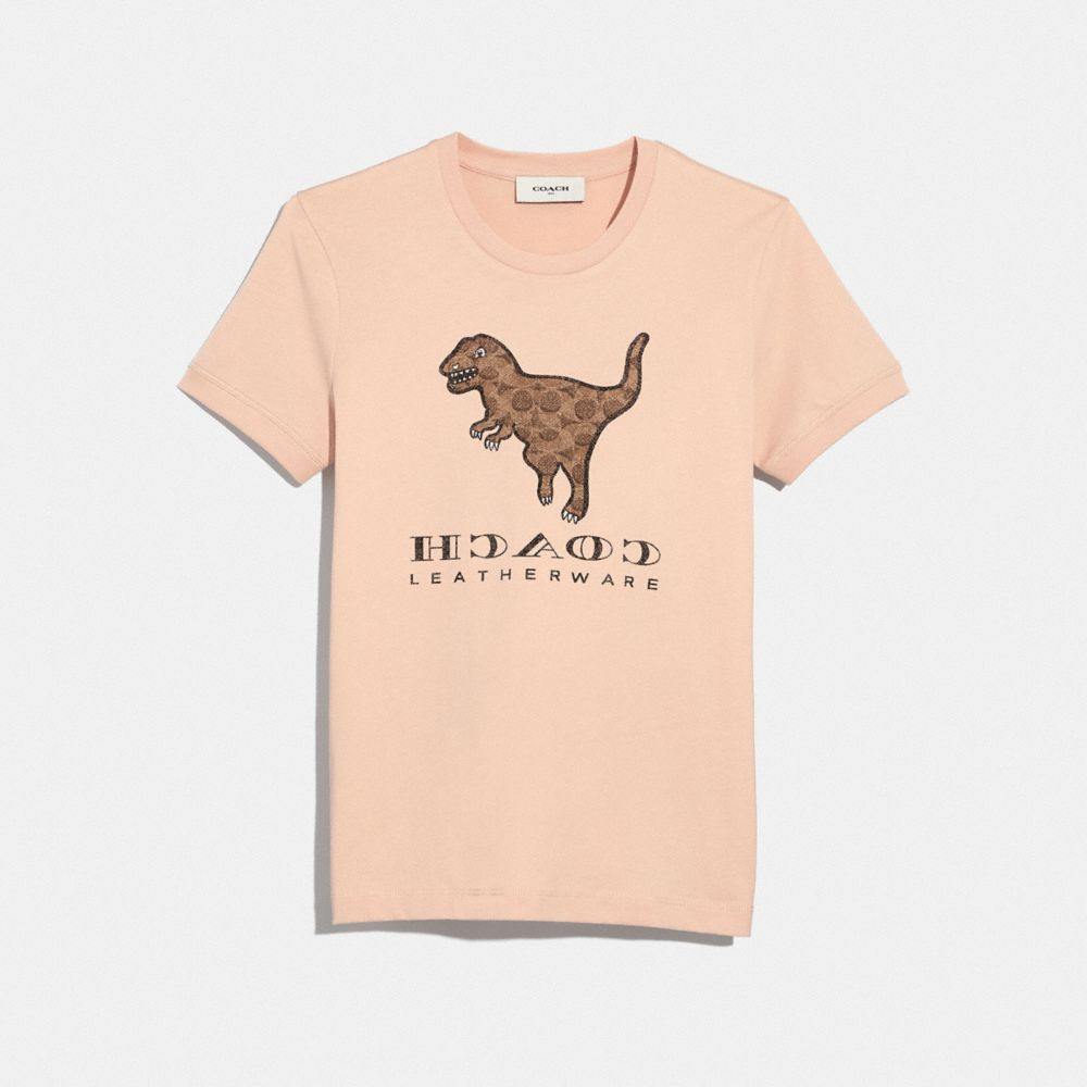 REXY STICKER T-SHIRT