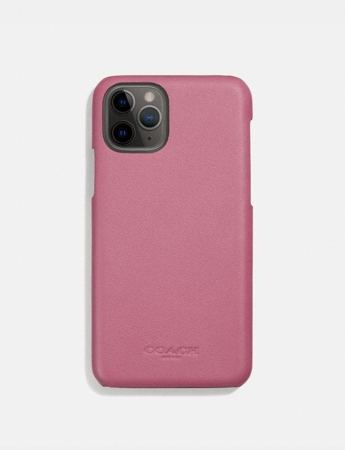 Coach iPhone 11 Pro Case Rose Women Accessories Tech & Work