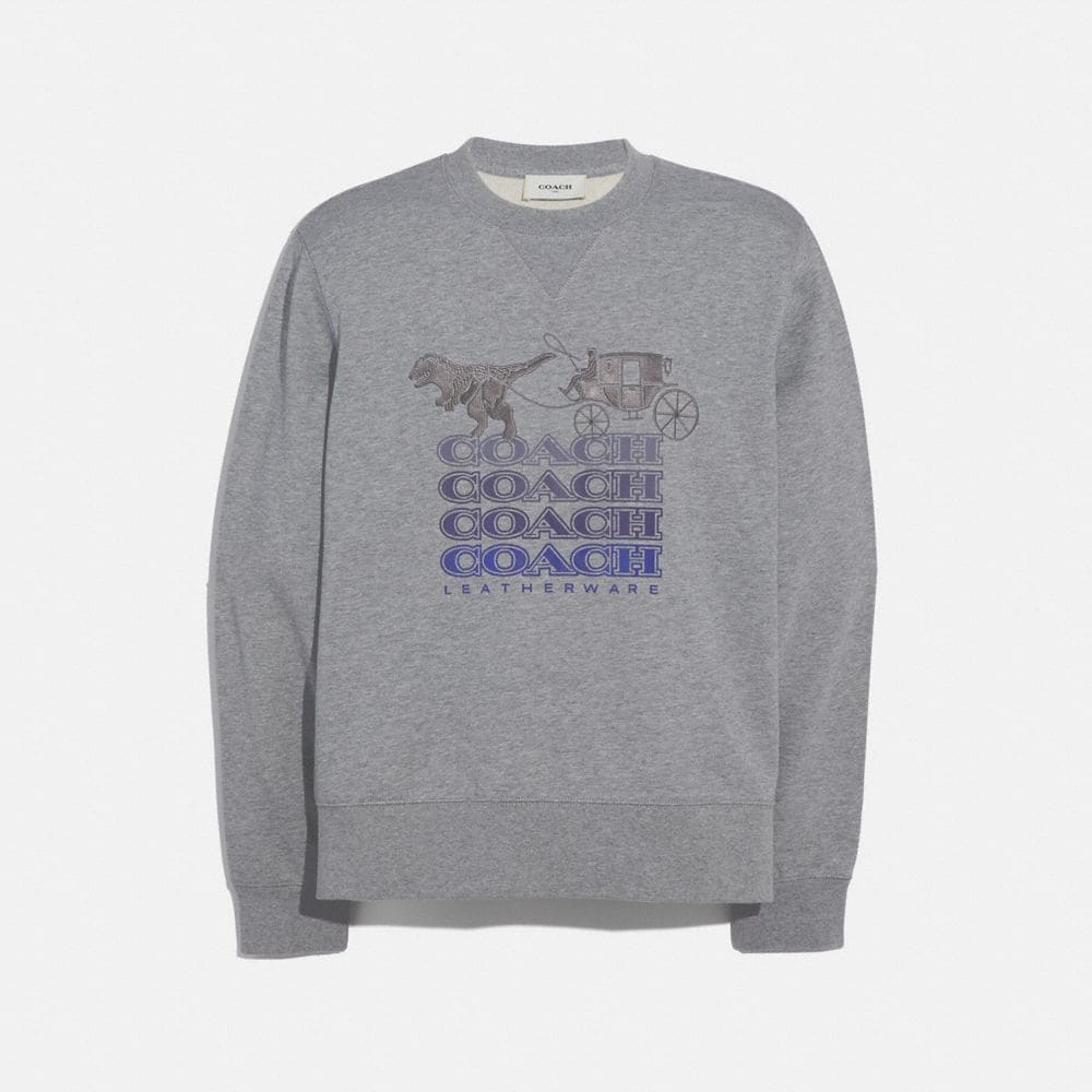 SHADOW REXY AND CARRIAGE SWEATSHIRT