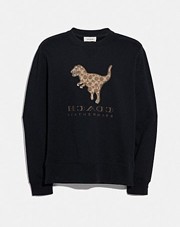 STICKER REXY SWEATSHIRT