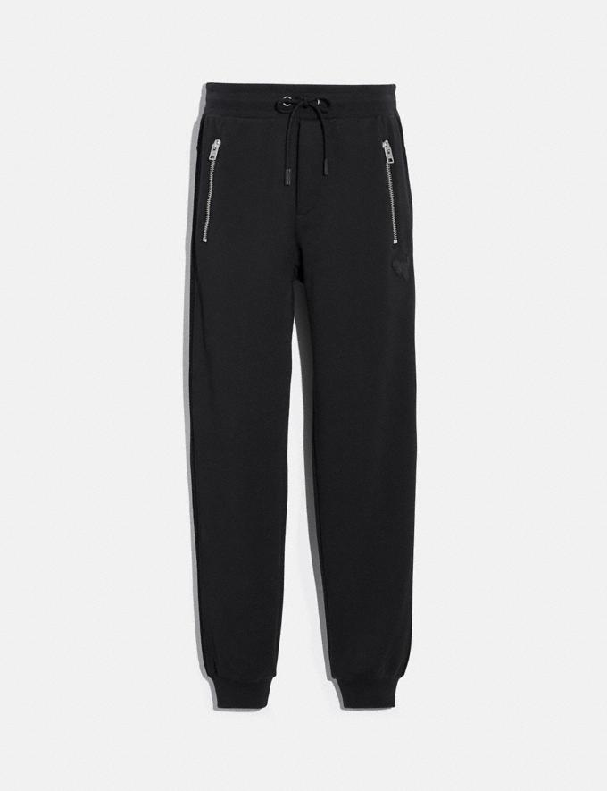 Coach Track Pants Black New Featured Michael B. Jordan