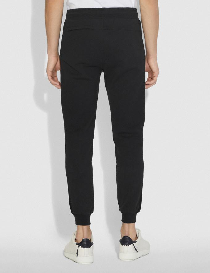 Coach Track Pants Black  Alternate View 2