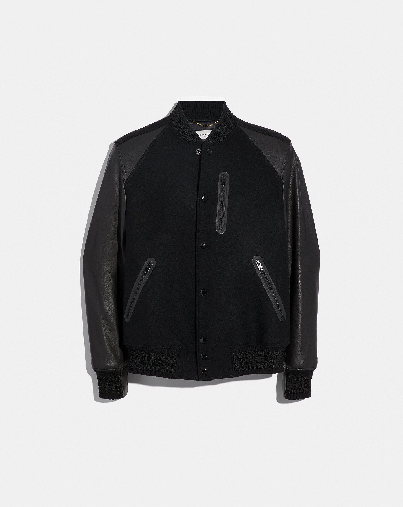 Design Your Own Letterman Jacket Online   Coach Rexy Varsity Jacket