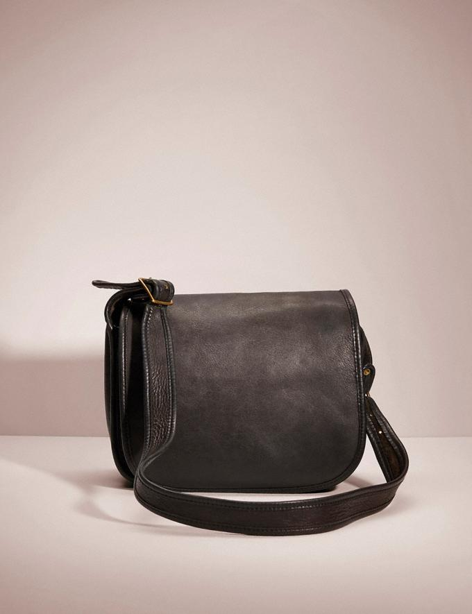 Coach Restored Pouch B4/Black New Featured The Coach Originals
