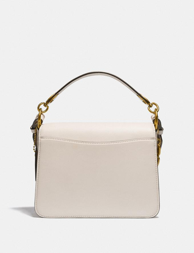 Coach Beat Shoulder Bag B4/Chalk New Women's New Arrivals Bags Alternate View 2
