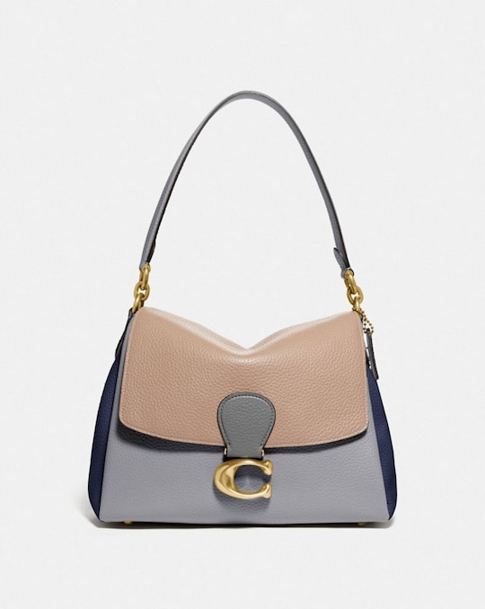 SAC ÉPAULE MAY COLOR BLOCK