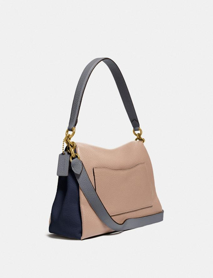 Coach May Shoulder Bag in Colorblock B4/Taupe Granite Multi  Alternate View 1