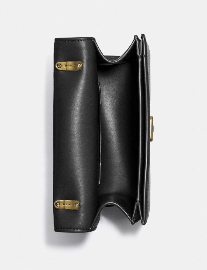 Coach Alie Shoulder Bag 18 B4/Black Women Bags Shoulder Bags Alternate View 3