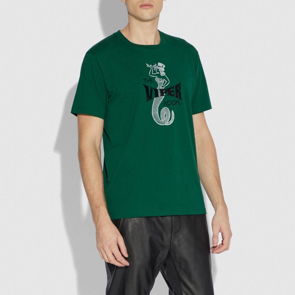 Coach Viper Room Girl T-Shirt Alternate View 1