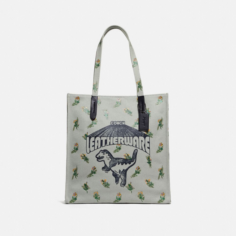 Coach Tote With Rexy