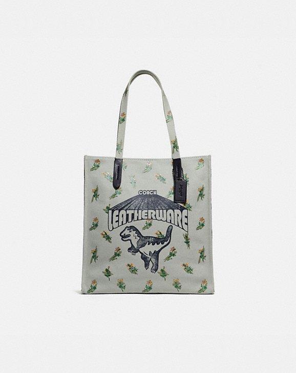 c2a728659 official store coach shopping bag fdff9 94293