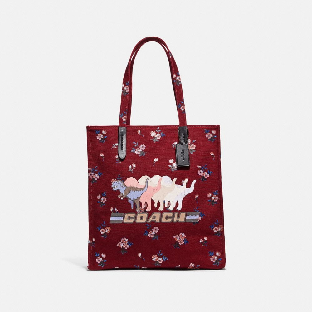 tote with shadow rexy