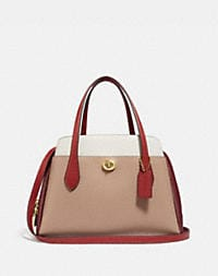 laiton/sable rouge taupe multi
