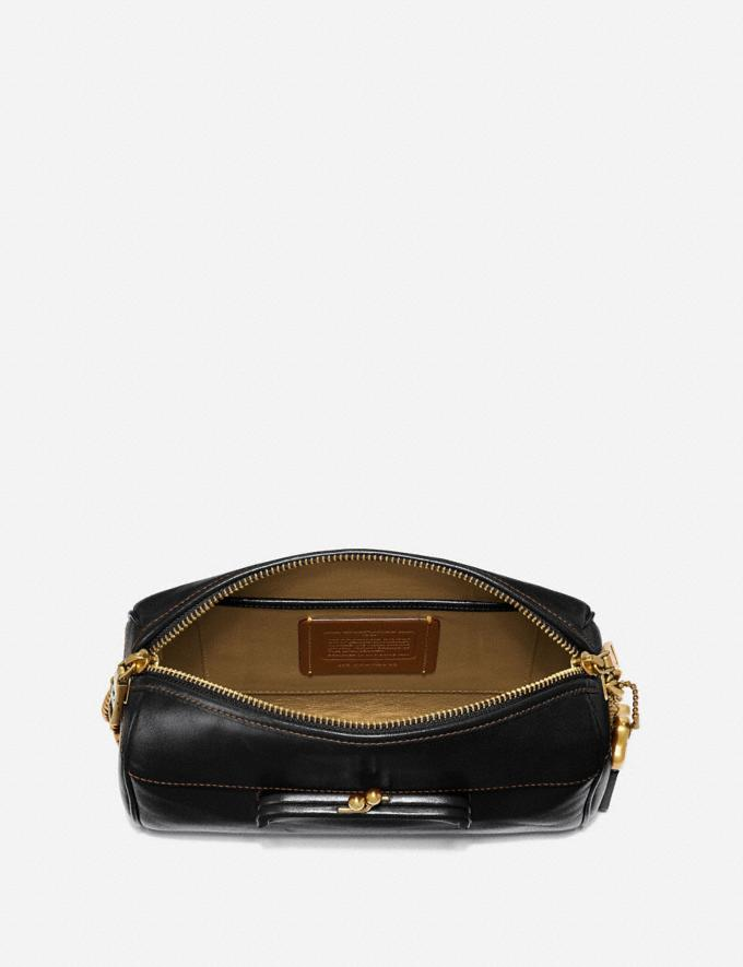 Coach Joni Crossbody Black/Brass New Featured Online Exclusives Alternate View 2
