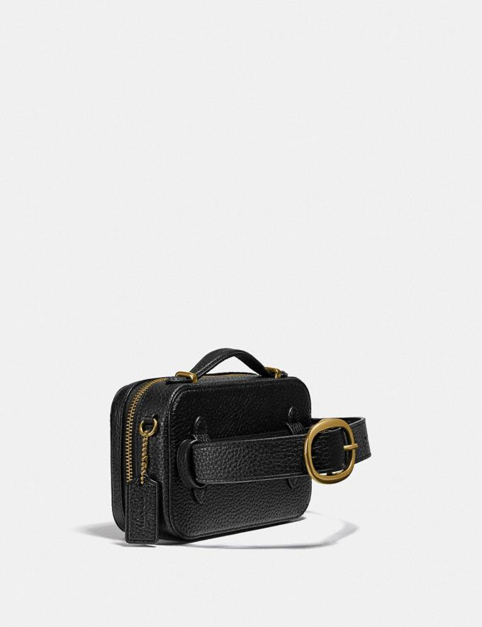 Coach Alie Belt Bag B4/Black  Alternate View 1