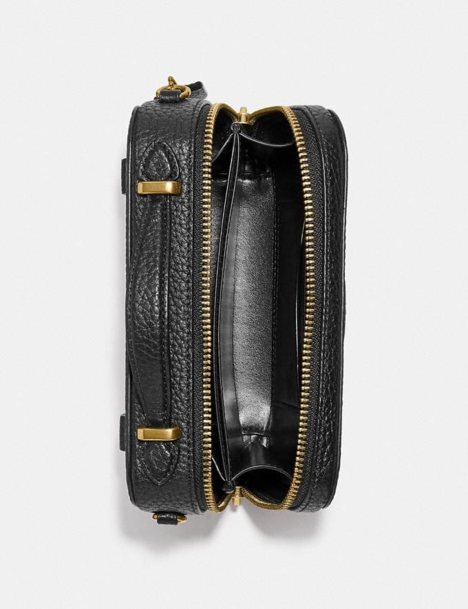 Coach Alie Belt Bag B4/Black  Alternate View 2