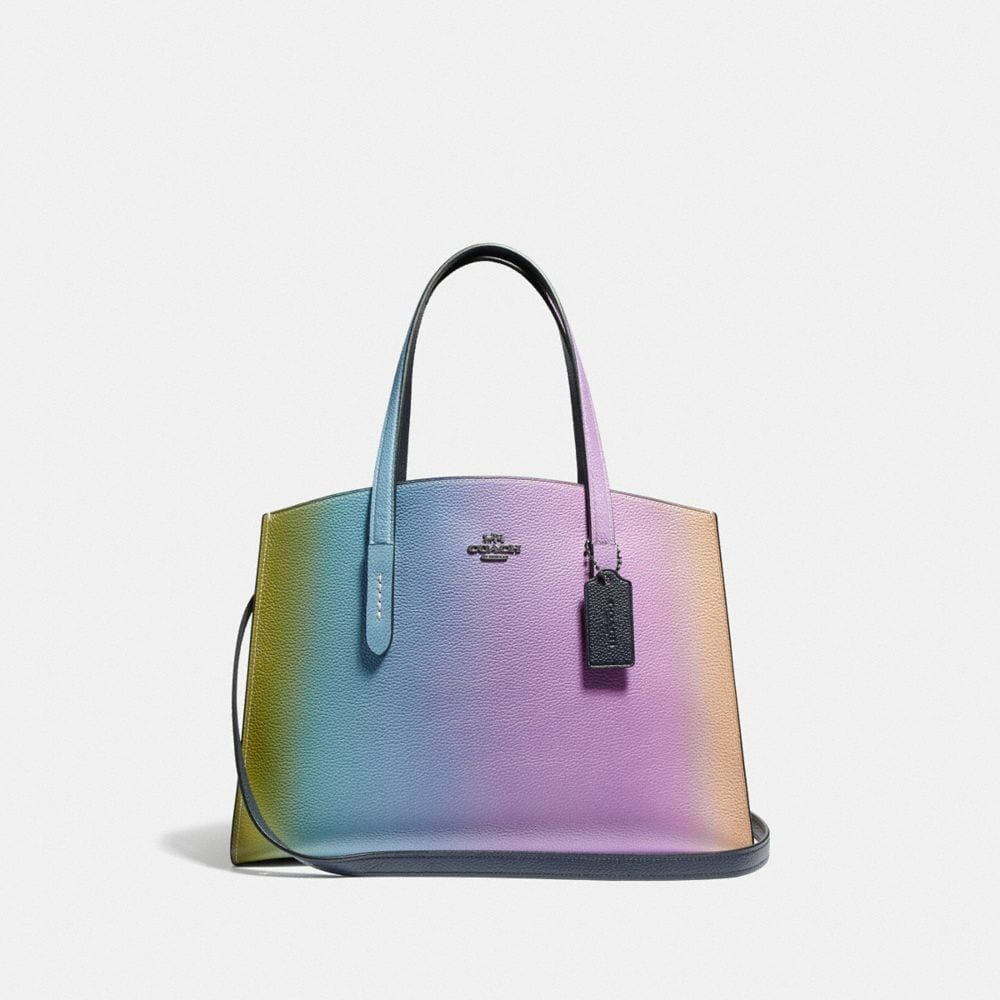 Coach Charlie Carryall With Ombre
