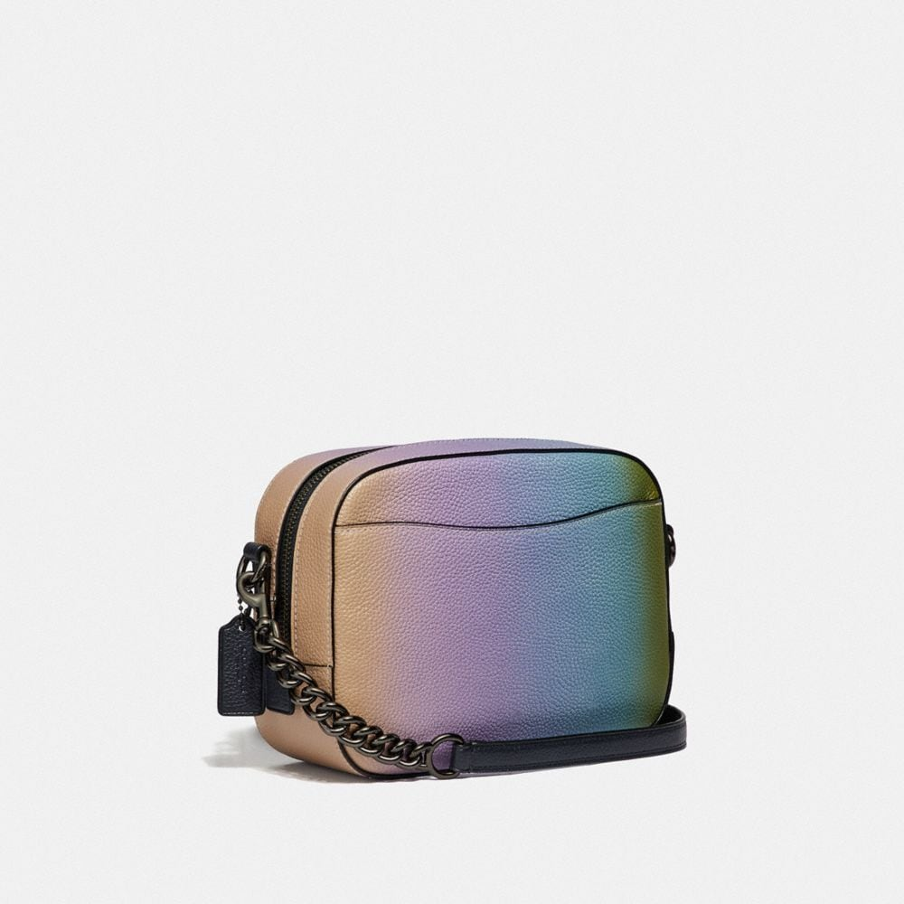 Coach Camera Bag With Ombre Alternate View 1
