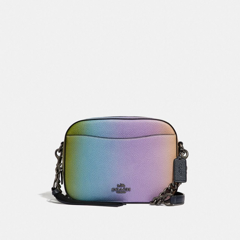 Coach Camera Bag With Ombre
