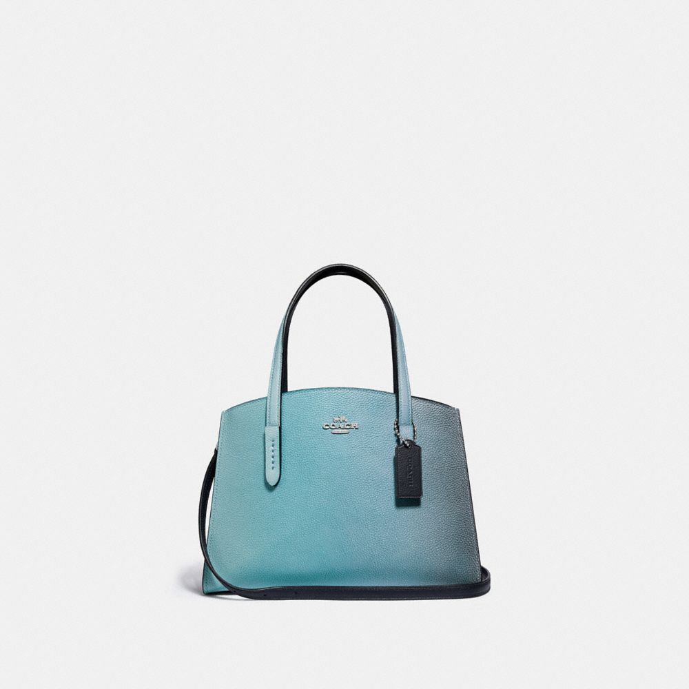 Coach Charlie Carryall 28 With Ombre