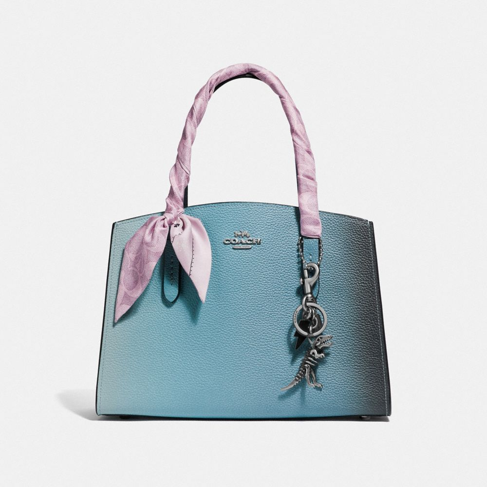 Coach Charlie Carryall 28 With Ombre Alternate View 4