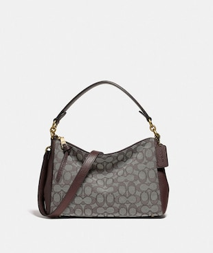 SHAY CROSSBODY IN SIGNATURE JACQUARD