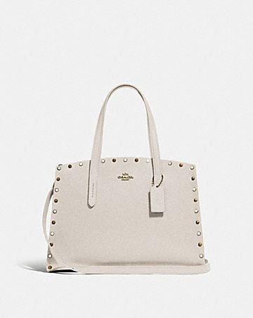CHARLIE CARRYALL WITH RIVETS ... 3ed3a02544138
