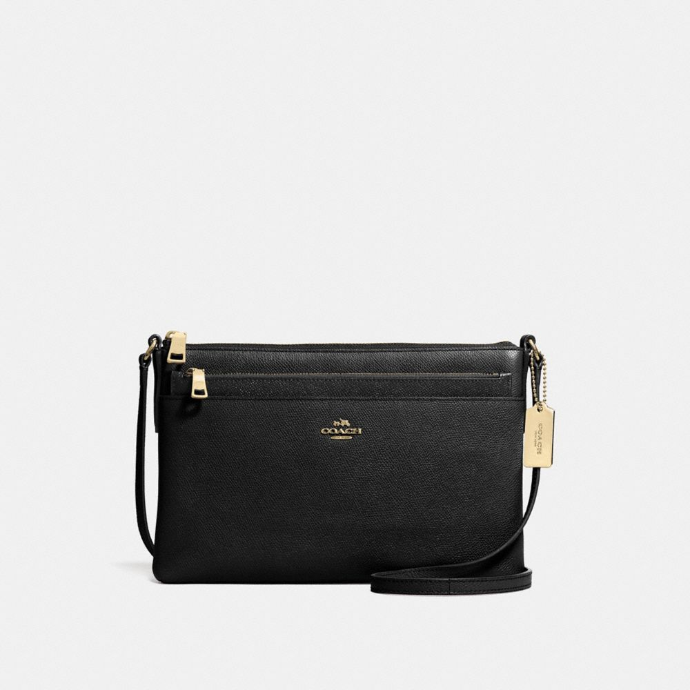 Coach Swingpack With Pop-Up Pouch
